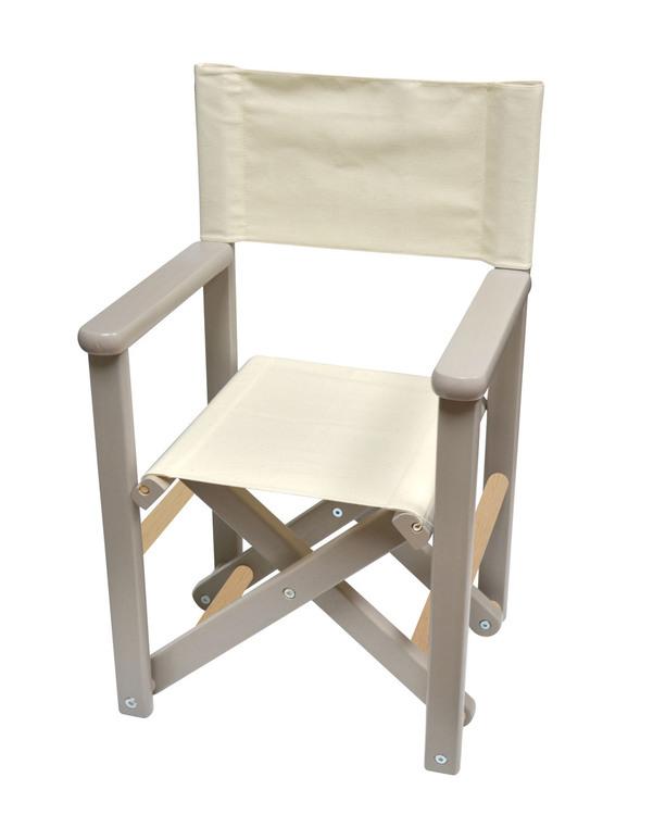 fauteuil enfant metteur en sc ne gris diabolokids. Black Bedroom Furniture Sets. Home Design Ideas